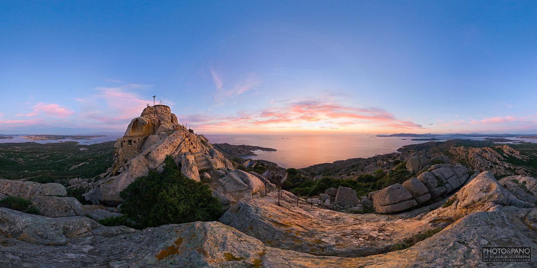Monte Tejalone - Caprera
